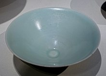 Drinking bowl, Longquan ware, China, Zhejiang Province, Longquan kilns, Southern Song dynasty, 1127-1279 AD, glazed stoneware - Freer Gallery of Art - DSC05055.jpg