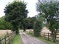 Driveway to Drayton Manor - geograph.org.uk - 570638.jpg