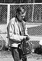 Duatlon '88 (03) Rein Küttim, Eesti Raadio reporter.jpg
