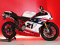 Ducati 1098R Bayliss Limited Edition 2009 (12213137985).jpg