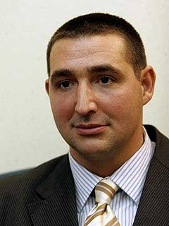 Oliver Dulić Serbian politician
