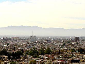 Durango City - View of the city of Durango