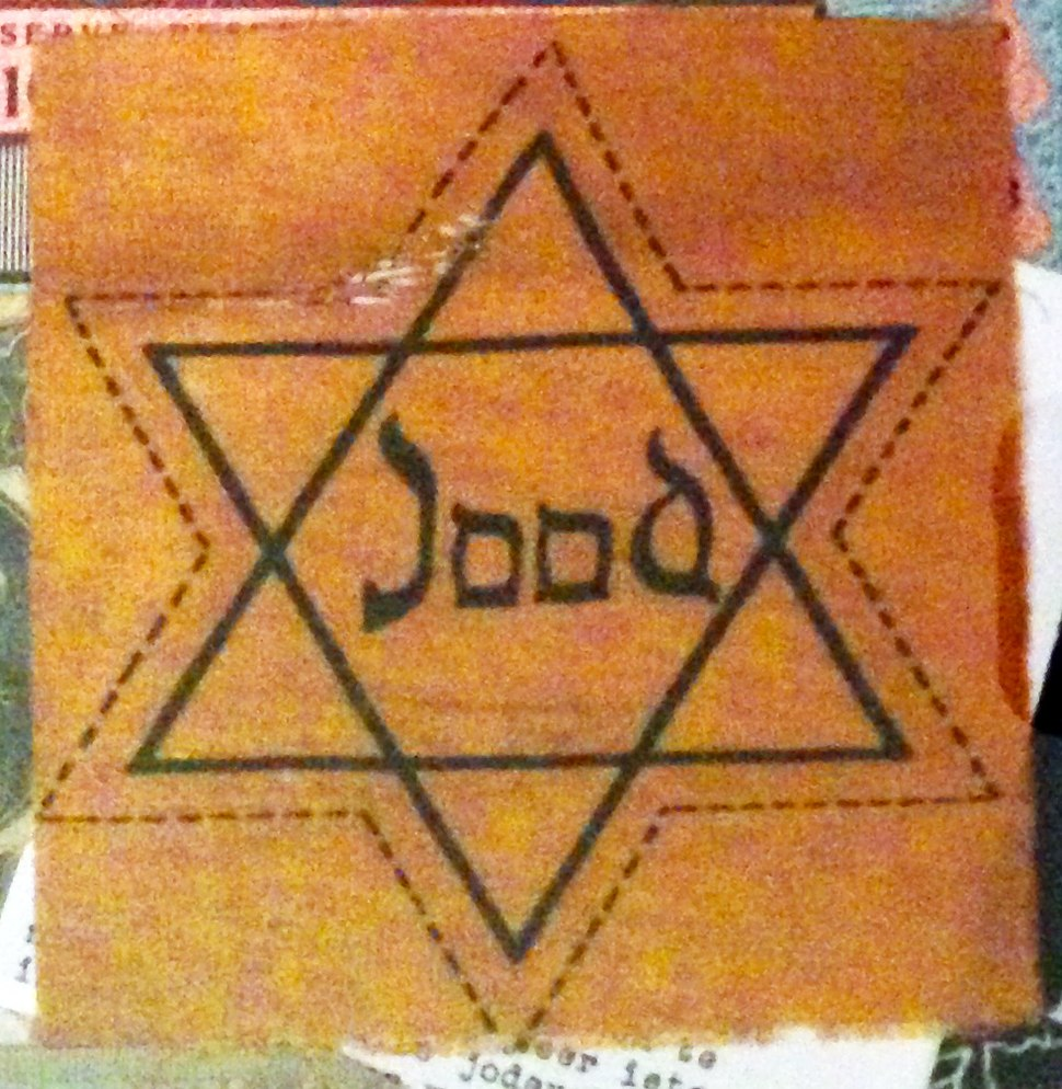 Dutch Jewish star