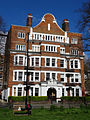 E.M. FORSTER - Arlington Park Mansions Sutton Lane Turnham Green London W4 4HE.jpg
