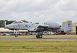 EGVA - Fairchild Republic A-10 Thunderbolt II - United States Air Force - 82-0646 SP (42136805530).jpg