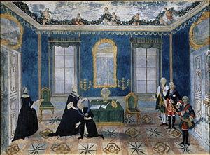 1762 in Russia - Image: EII&Bestuzhev Rumin