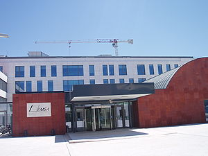 European Maritime Safety Agency - New building in Lisbon