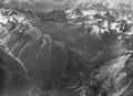 ETH-BIB-Naz (Bergün) zum Albulapass, Piz Ot v. N. aus 3500 m-Inlandflüge-LBS MH01-000892.tif