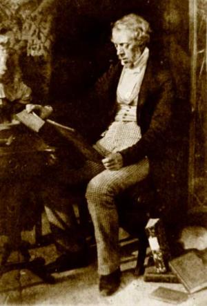 John Cay - Image: Early calotype of John Cay by Hill & Adamson c.1850