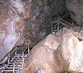 Early stairs inside Carlsbad Cavern-24.JPG