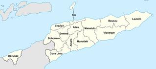 Sex trafficking in East Timor