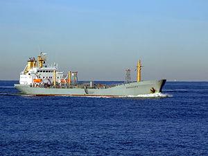 Eberhard, Port of Rotterdam, Holland, 06JAN2009 pic1.JPG