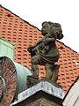 Eckener Haus, Figur rechts.JPG