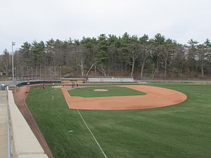 Eddie Pellagrini Diamond at John Shea Field - Image: Eddie Pellagrini Diamond, Boston College, Chestnut Hill MA
