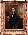 Edgar degas, autoritratto (degas che saluta), 1863 ca.jpg