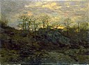 Edge of the Forest, Twilight 1992.35 1a.jpg