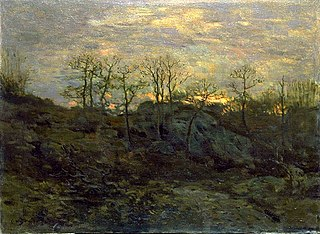 Edge of the Forest, Twilight