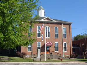 Edmonson County Courthouse
