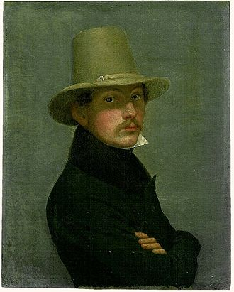 Eduard Daege - Self-portrait (date unknown)