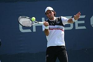 Eduardo Schwank - Image: Eduardo Schwank at the 2010 US Open 01