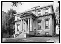 Edward Diederichs House, 1241 North Franklin Place, Milwaukee, Milwaukee County, WI HABS WIS,40-MILWA,21-1.tif