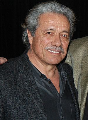 Edward James Olmos - Olmos in March 2008