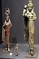 Egitto, statuette di iside maga, I sec ac-IV dc ca..JPG
