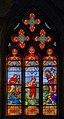 Eglise Saint-Jean de Lamballe (Côtes d'Armor), baie 8, baptême du Christ IMGP2056.jpg
