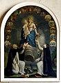 Eglise Saint-Jean de Lamballe (Côtes d'Armor), peinture, rosaire IMGP2062.jpg