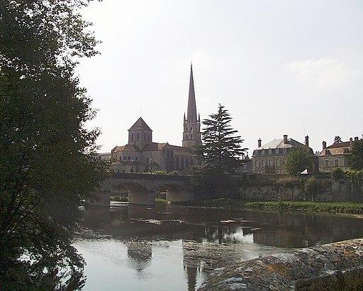 Eglise Saint-Savin-sur-Gartempe