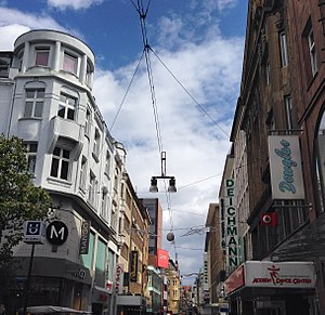 Einkaufsstraße Westenhellweg Dortmund