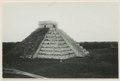 El Castillo , den centrala pyramiden - SMVK - 0307.f.0007.tif