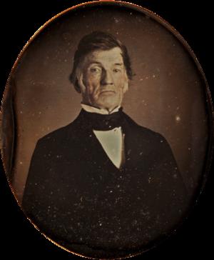 Eliphalet Remington - Image: Eliphalet Remington c 1845