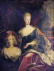 Elisabeth Christine of Braunschweig Wolfenbuettel Austria