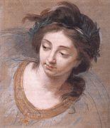 Elisabeth Vigée-Lebrun - Woman's Head - WGA25088.jpg