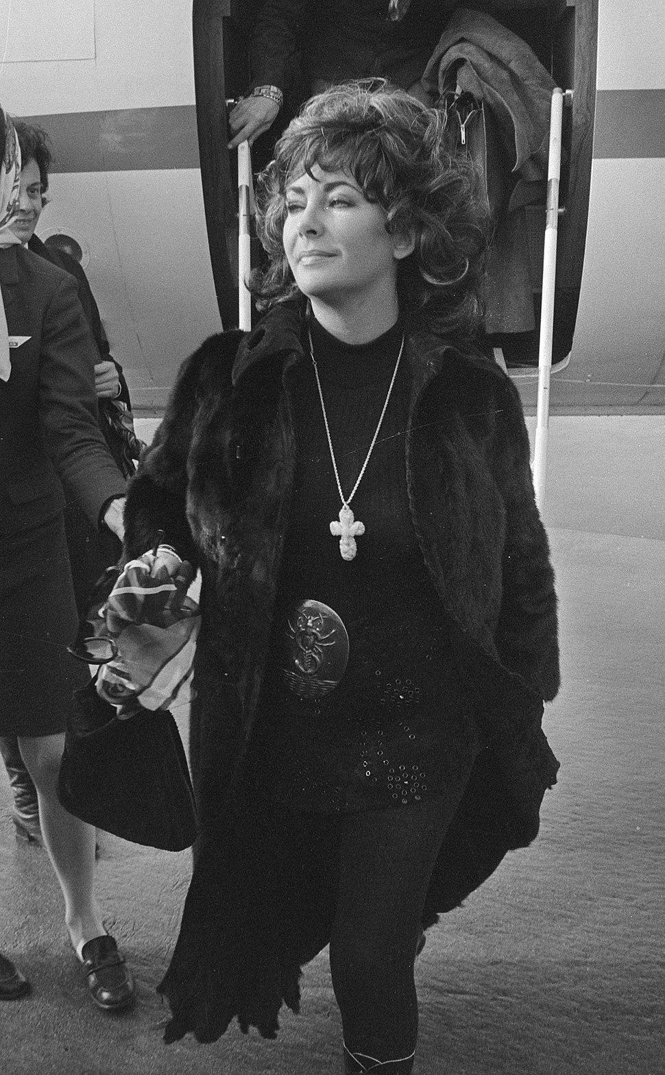 Elizabeth Taylor 1971