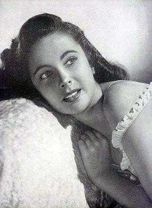 Elizabeth Taylor - Publicity photograph, circa 1947