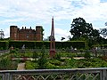 Elizabethan Gardens, Kenilworth Castle - geograph.org.uk - 1470249.jpg