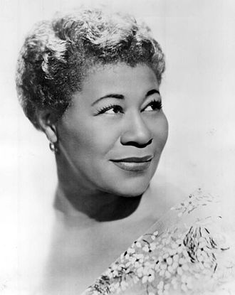 Susie Diamond - Singer Ella Fitzgerald was one among the several renowned jazz singers upon whom Pfeiffer based her performance.