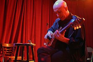 Elliot Sharp an amazing solo set at Velvet Lou...