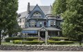 Elmhurst Mansion, also known as the House of Friendship, in Wheeling, West Virginia LCCN2015632050.tif