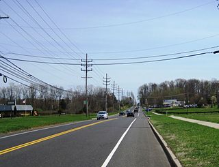 Unincorporated community in New Jersey, United States