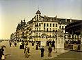Embankment and entrance to the Kursaal, Ostend, Belgium, ca. 1895 (3063887311).jpg