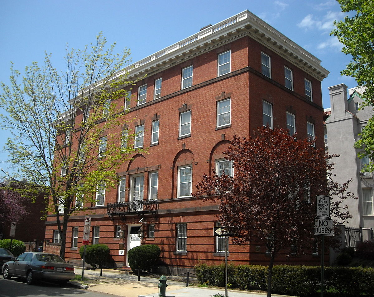 Embassy of Angola, Washington, D C  - Wikidata