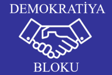 Emblem of Democracy Bloc (Azerbaijan) 2.png