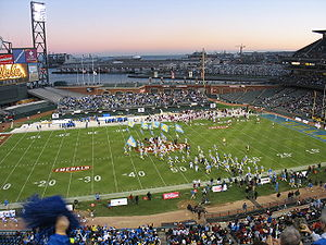 2006 Emerald Bowl - Emerald Bowl, UCLA vs FSU, 2006