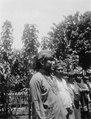 En grupp cuna-indianer vid R. Caimanes. Se E - SMVK - 004456.tif