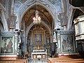Entrée du choeur Église Saint-Martin (Pont-sur-Seine) P1050565.JPG