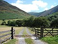 Entrance to Tyn-y-cornel Isaf - geograph.org.uk - 214197.jpg
