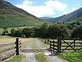 Entrance to Tyn-y-cornel Isaf - geograph.org.uk - 214197.jpg